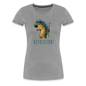 revolution! - Women's Premium T-Shirt