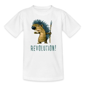 revolution! - Kids' T-Shirt