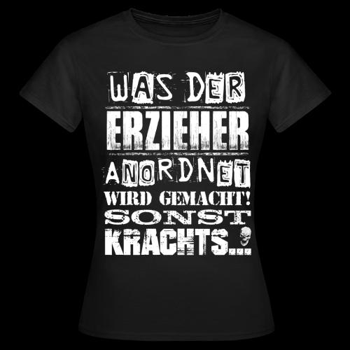 Erzieher /Girls - Frauen T-Shirt