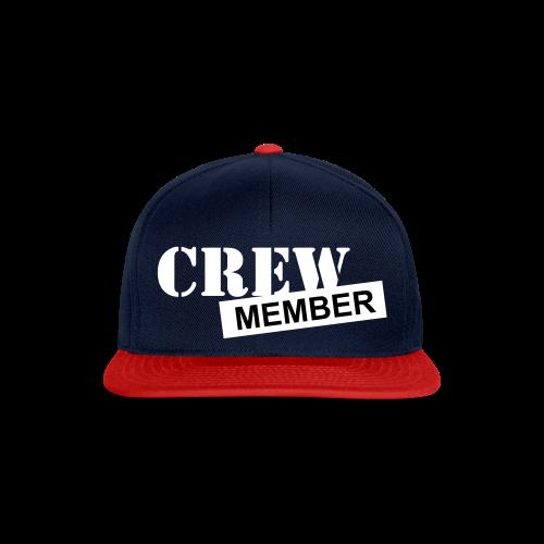 Crew /UNISEX - Snapback Cap
