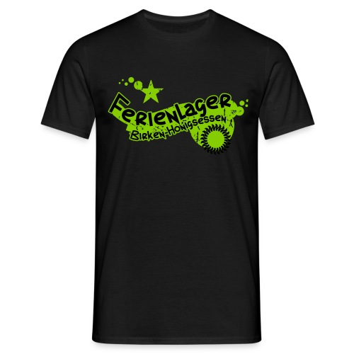Shirt FeLaBiHo hinten [M] - Männer T-Shirt