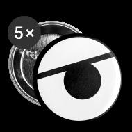 Knappar ~ Små knappar 25 mm ~ Kure Kure Knapp Liten