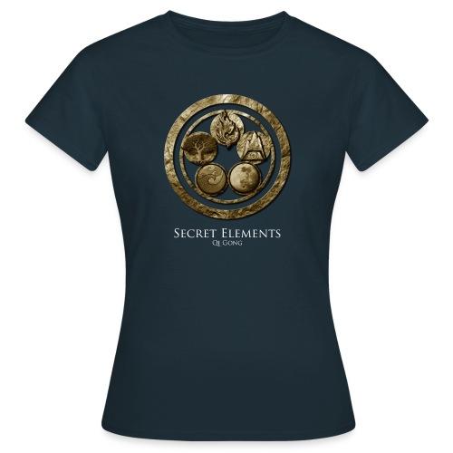 Secret Elements Teacher Shirt - Women - Frauen T-Shirt