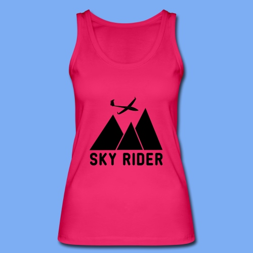 sky rider - Women's Organic Tank Top by Stanley & Stella