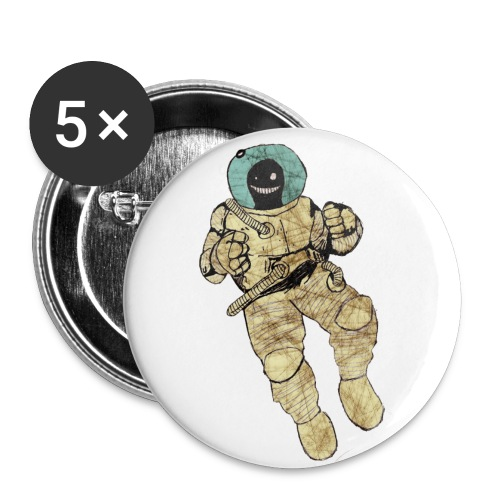 COSMO ORIGINAL BADGE - Buttons small 25 mm