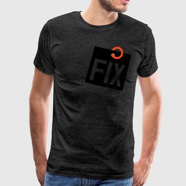 Fix - Männer Premium T-Shirt
