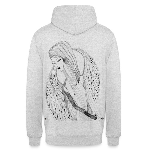 You have wings - Unisex Hoodie