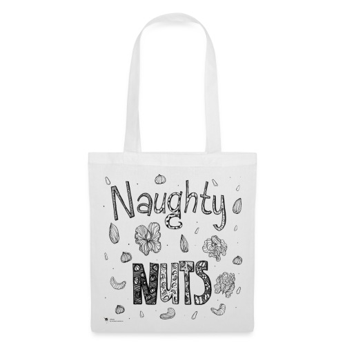 Naughty Nuts - Tote Bag