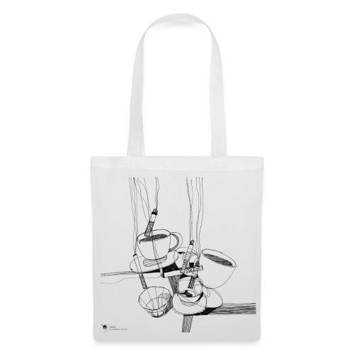 Coffee & Cigarettes - Tote Bag