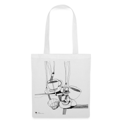 Coffee & Cigarettes - Tote Bag