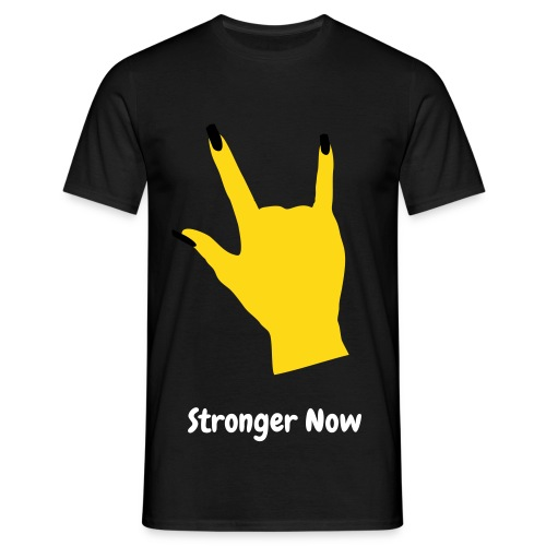 Tee Shirt Stronger Now homme - T-shirt Homme