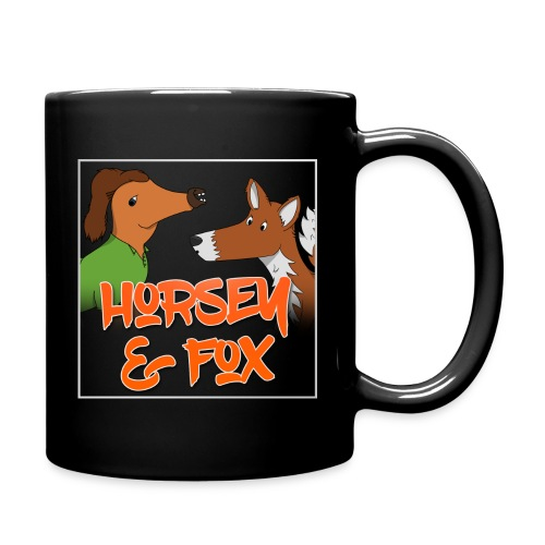 Horsey & Fox Mug - Full Colour Mug