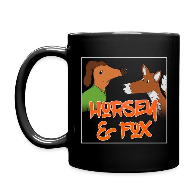 Horsey & Fox Mug