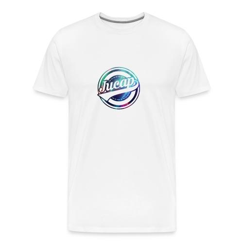 Jucap 100 Abo Special T-Shirt White - Männer Premium T-Shirt