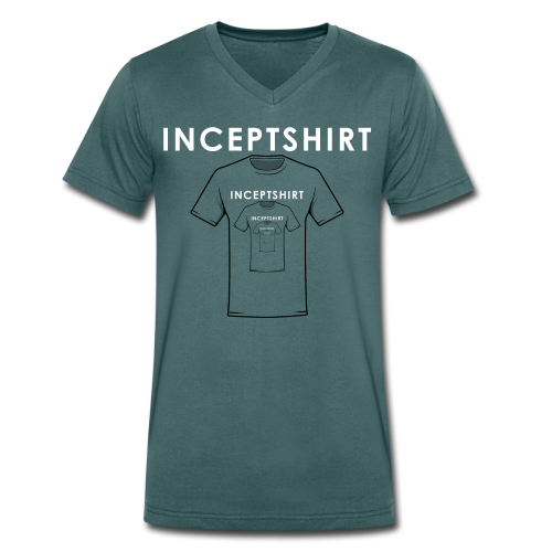 T-shirt col v H - Inceptshirt - T-shirt bio col V Stanley & Stella Homme