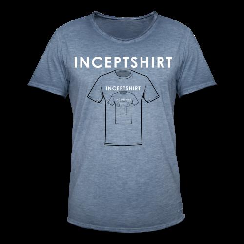 T-shirt vintage H - Inceptshirt - T-shirt vintage Homme