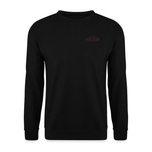 Salota Premium Black Sweater - Men's Sweatshirt
