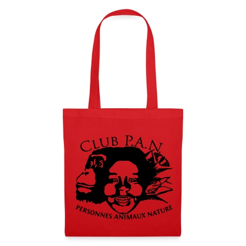 Club P.A.N. Bag - Tote Bag