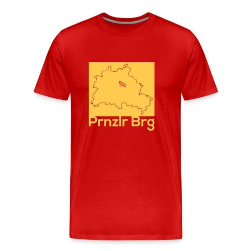 Berlin - Prenzlauer Berg District Shirt - Männer Premium T-Shirt
