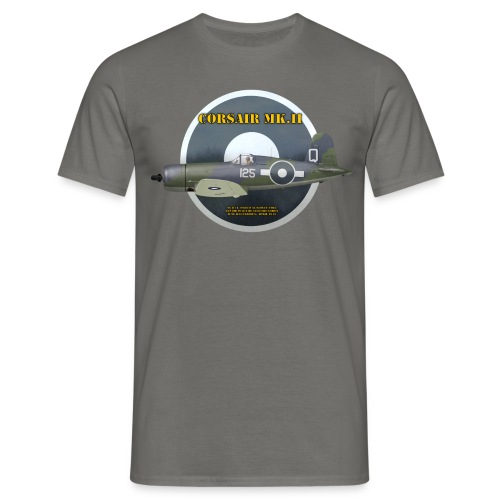 F4U Corsair Mk II - Men's T-Shirt