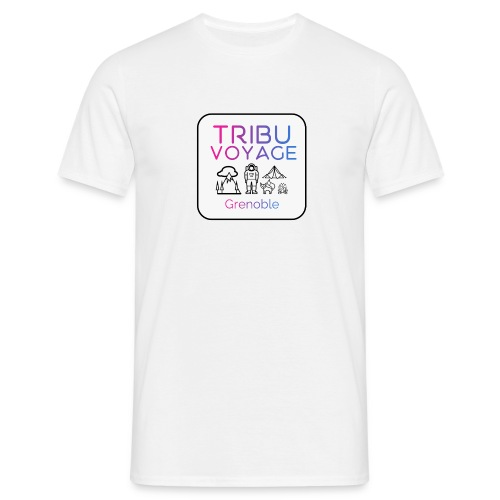 Tee shirt simple Tribu - T-shirt Homme