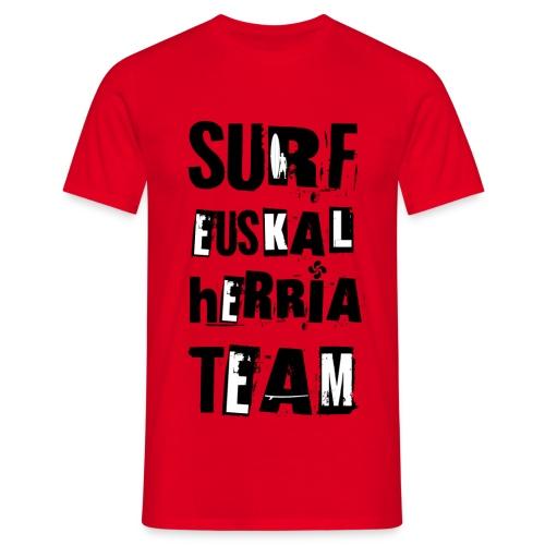 Cami Surf EuskalHerria Team - Camiseta hombre