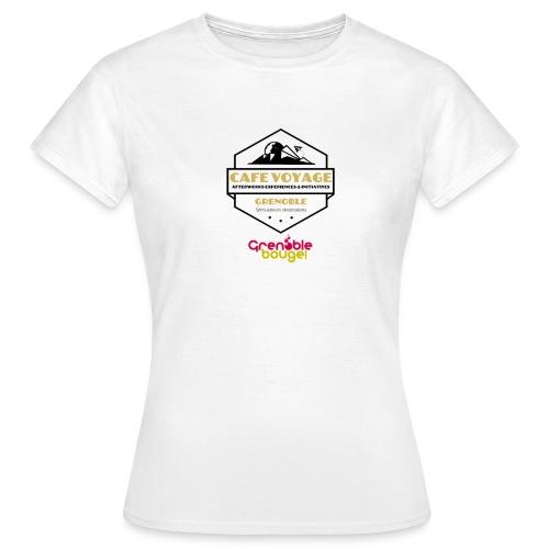 Tee shirt Staff Femme - T-shirt Femme