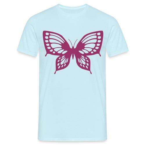 Butterfly Maze Tee - Men's T-Shirt