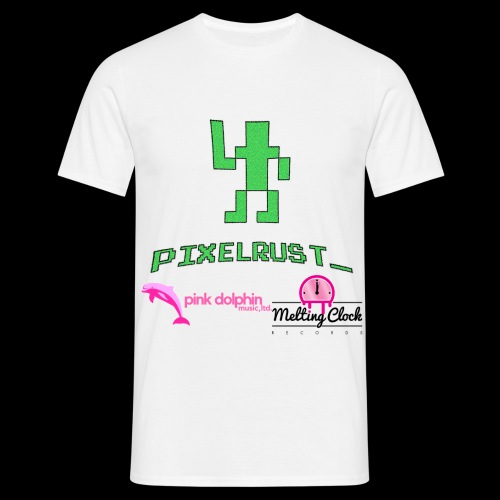 PixelRust logo t-shirt - Men's T-Shirt