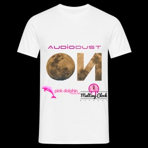 Audio Dust - On t-shirt - Men's T-Shirt