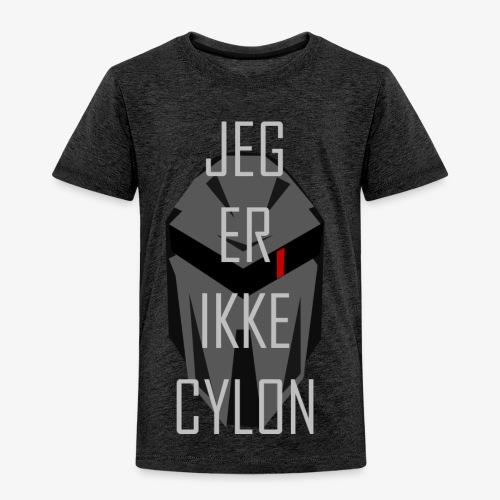 Jeg er ikke en Cylon - Premium T-skjorte for barn