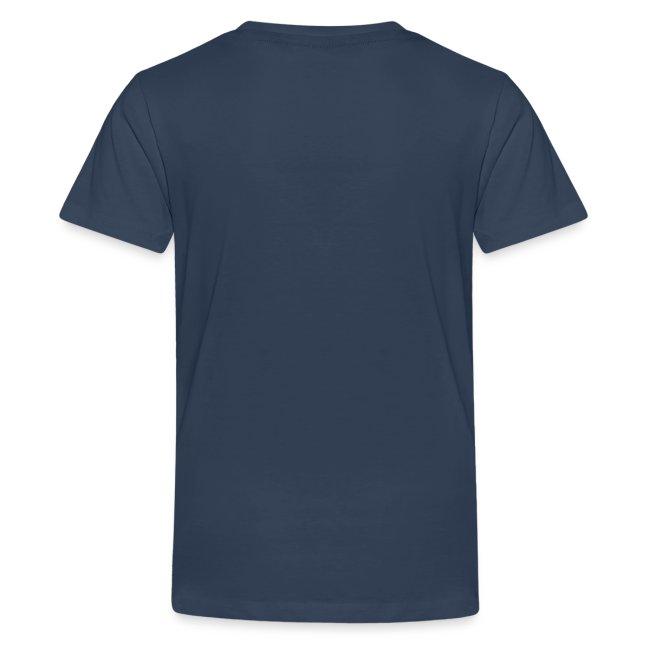 Badeend tienershirt