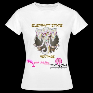 Elephant State - Heritage Lady's t-shirt - Women's T-Shirt