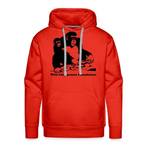 WCF Men's Hooded Sweatshirt - Men's Premium Hoodie