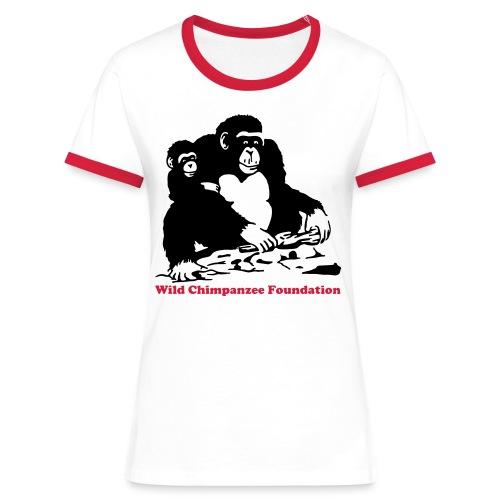 WCF Women's Contrast T-Shirt - Women's Ringer T-Shirt