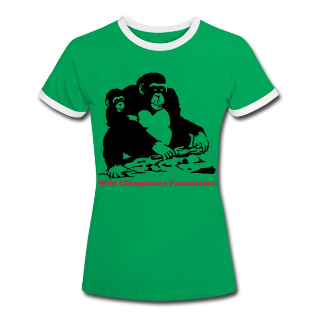 WCF Women's Contrast T-Shirt