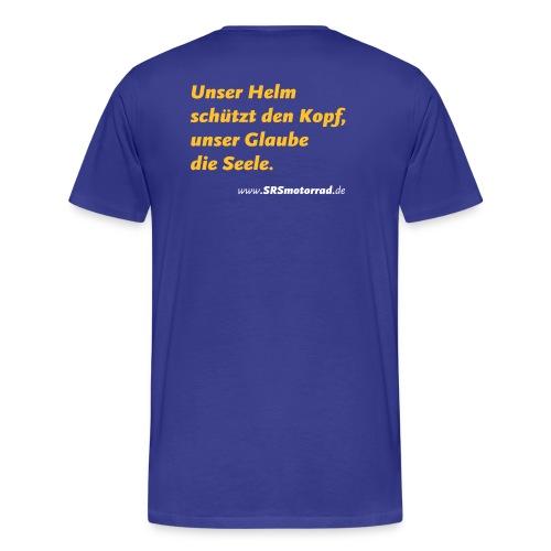 Motorrad Männer Premium T-Shirt - Männer Premium T-Shirt