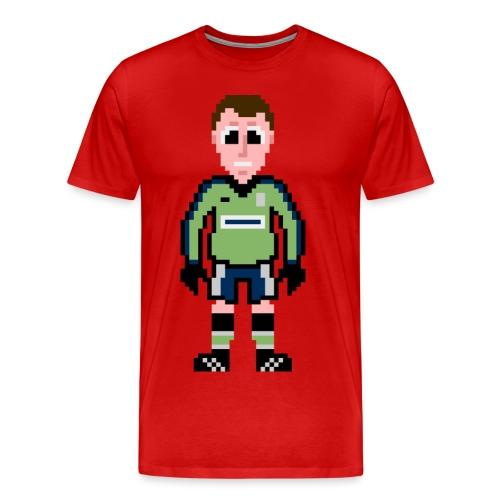 Nico Vaesen Pixel Art T-shirt - Men's Premium T-Shirt