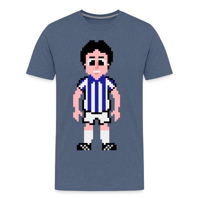 Ian Robins Pixel Art T-shirt