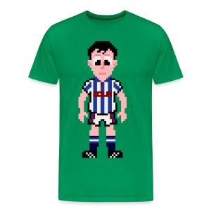 Peter Jackson Pixel Art T-shirt - Men's Premium T-Shirt