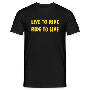 Ride - T-shirt Homme
