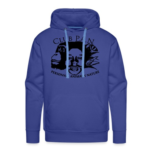 Club P.A.N. Men's Hooded Sweatshirt - Men's Premium Hoodie