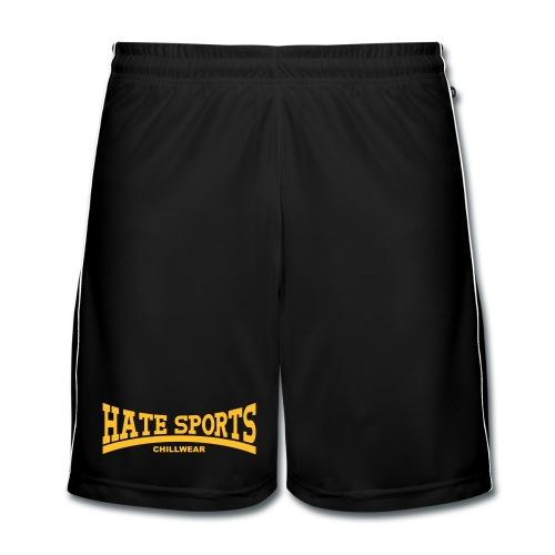 Für alle Sporthasser eine Statementpants - Männer Fußball-Shorts