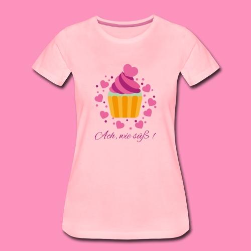 Süßigkeit - Frauen Premium T-Shirt