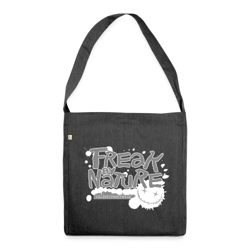 Freak by Nature - Schultertasche aus Recycling-Material