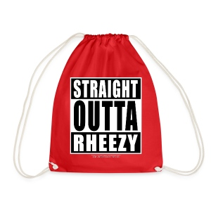 Straight outta Rheezy - Turnbeutel