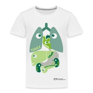 Organene t-skjorte – barn - Premium T-skjorte for barn