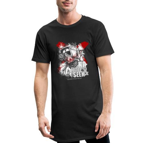 No hide & seek - Männer Urban Longshirt