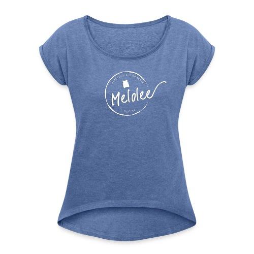 T-shirt Melolee - Hamsters & Compagnie! - T-shirt à manches retroussées Femme