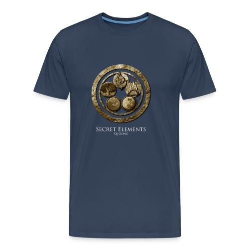 Secret Elements Teacher Shirt - Men (normal cut) - Männer Premium T-Shirt